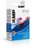 H134 ink cartridge color compatible with HP CC 643 EE