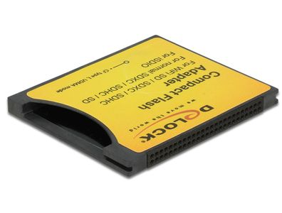 DELOCK Compact Flash Adapter for iSDIO ( (62637)
