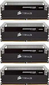 CORSAIR 64GB RAMKit 4x16GB DDR4 2400MHz (CMD64GX4M4A2400C14)