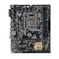 H110M-PLUS D3 S1151 H110 MATX SND+GLN+U3 SATA6GB/S DDR3 IN