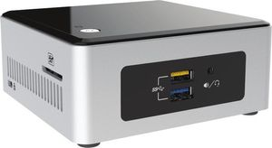 NUC PINNACLE CANYON NUC5PGYH HDMI VGA USB3 WLAN DDR3 WIN 10 IN