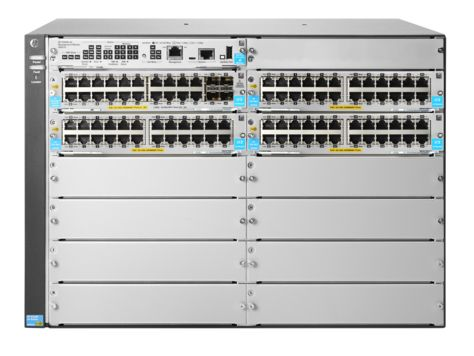 5412R 92GT PoE+ and 4-port SFP+ (No PSU) v3 zl2 Switch