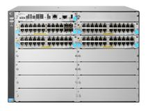 Hewlett Packard Enterprise 5412R 92GT PoE+ and 4-port SFP+ (No PSU) v3 zl2 Switch