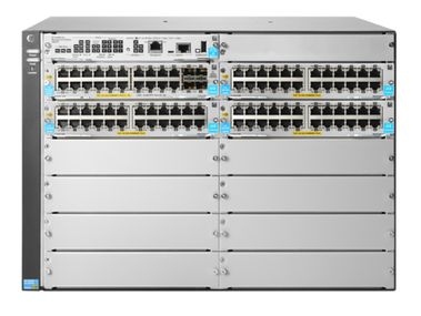5412R 92GT PoE+ / 4SFP+ v3 zl2 switch