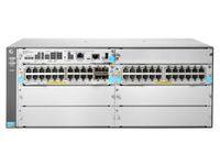 Hewlett Packard Enterprise 5406R 44GT PoE+ and 4-port SFP+ (No PSU) v3 zl2 Switch (JL003A)
