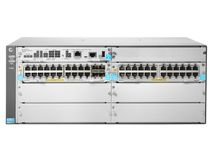 Hewlett Packard Enterprise 5406R 44GT PoE+ and 4-port SFP+ (No PSU) v3 zl2 Switch