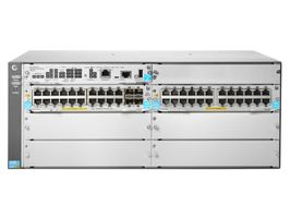 5406R 44GT PoE+ and 4-port SFP+ (No PSU) v3 zl2 Switch