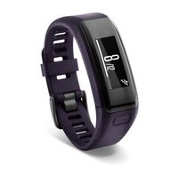 vivosmart HR, Imperial Purple