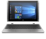 HP x2 210 UMA X5-Z8350 4GB 128GB x2 210 G2 Tablet Kbd / 10.1 WXGA UWVA AG  Touch / W10Home64EntryTabletand21Compact / 1yw / Ash   kbd TP / Intel AC 2x2+BT / Natural Silver Paint US layout