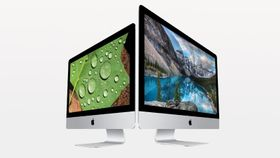"iMac 21.5"" Retina 4K Intel Dual Core i5 3.1GHz, 8GB RAM, 1000GB HDD, Intel Iris Pro 6200"