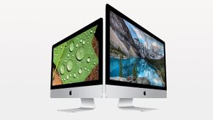"iMac 21.5"" Retina 4K quad-core i5 3.1GHz/ 8GB/ 1TB Fusion Drive/ Intel Iris Pro Graphics 6200/ Magic Trackpad 2"