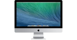 APPLE iMac 27 -inch 5K Retina, Core i5 3.2GHz/ 8GB/ 1TB/ AMD Radeon R9 M380 w/2GB (MK462KS/A-16GB)