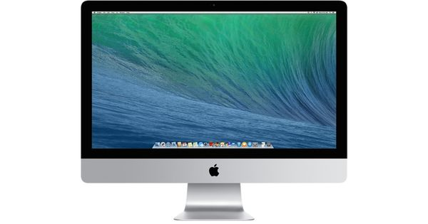 "iMac 27"" Retina 5K quad-core i5 3.2GHz/ 8GB/ 2TB Fusion Drive/AMD Radeon R9 M380 2GB/Magic Mouse2+Trackpad 2"