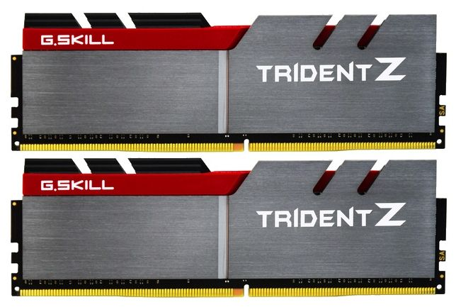 DDR4 16GB PC 3200 CL16 KIT (2x8GB) 16GTZ Trident Z