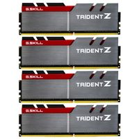 DDR4 PC3200 32GB kit (4*8GB) CL16 TridentZ