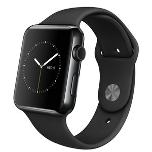 APPLE WATCH 42MM (BLACK/ BLACK) (MLC82DD/A)