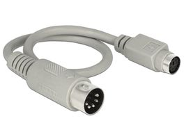 Adapter DIN 5 Pin -> PS/2 St/Bu 32cm