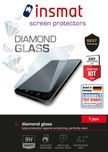 INSMAT Diamond Glass - Skärmskyddare - för Apple iPad mini 4 (860-5075)