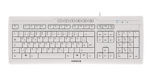 Stream 3.0 Keyboard, Grey, Pan-Nordic