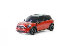Mini Countryman 1:24 rot 40MHz