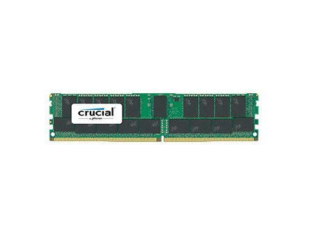 DDR4 Registered Crucial 32GB 2400 MT/s CL17, 288pin, PC4-2400