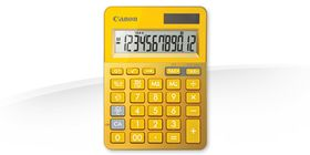 CANON LS-123K Metallic Yellow (9490B006AA)