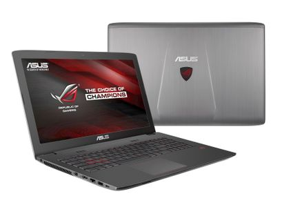"ASUS ROG GL752VW 17.3"" Full HD matt GeForce GTX960M, Core i7-6700HQ, 8GB RAM,128GB SSD,1 TB HDD, DVD±RW, Win 10 Home (GL752VW-T4005T)"