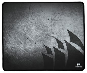 Gaming MM300 Anti-Fray Cloth GamingMouse Mat – Medium (360mm x 300mm x 2mm) (CH-9000106-WW)