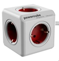 PowerCube Extended incl. 1,5 m Cable red Type F