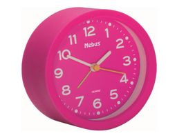 27210 pink Quarz Alarm Clock