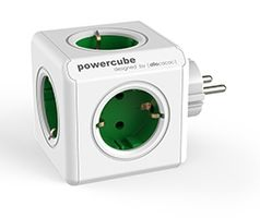 PowerCube Original USB green Type F for Extended Cubes