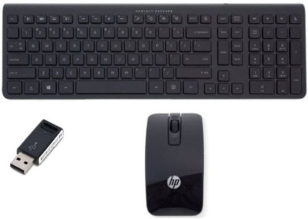 HP Keyboard Mouse Kit (704221-071)