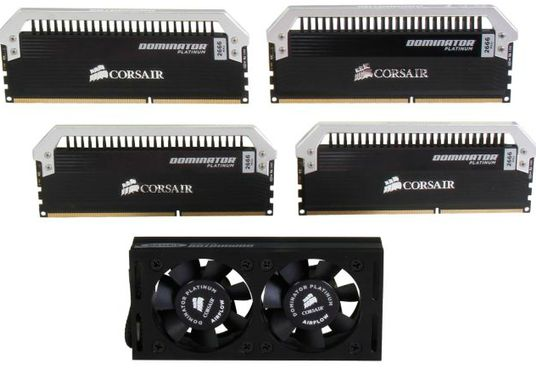 Dominator Plat DDR3 16GB Kit, 2666Hz, 2x240