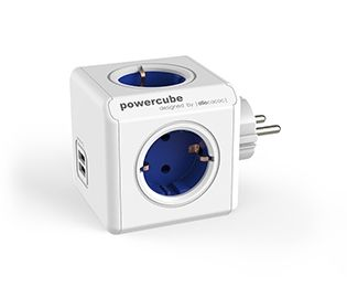 PowerCube Original USB blue Type F for Extended Cubes