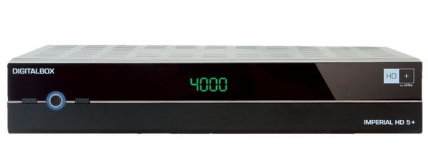 Digitalreceiver DVB-S IMPERIAL HD 5+ (inkl.6 Mon)