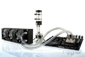 EKWB EK-KIT X360 - Water Cooling Kit Complete Performance Water Cooling Kit, 360mm Radiator