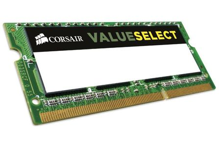 CORSAIR DDR3L 1600MHZ 2GB 1x204 SODIMM 1.35V Unbuffered (CMSO2GX3M1C1600C11)