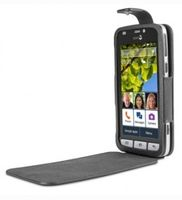 DORO FLIP COVER (LIBERTO 820 MINI STEEL) (6773)