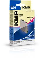 KMP E91 ink cartridge magenta (1012,4006)