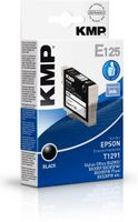 E125 ink cartridge black compatible with Epson T 129
