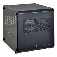 PC-V33WX ATX Cube - schwarz Window