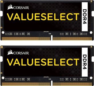 CORSAIR memory SO D4 2133 16GB C15 VS K2 (CMSO16GX4M2A2133C15)