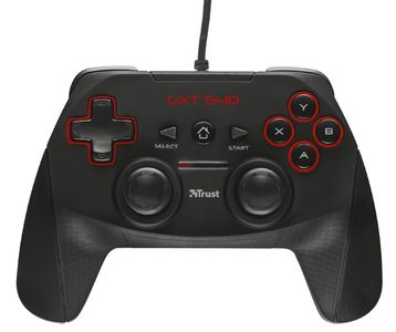TRUST GXT 540 Wired Gamepad for PC (20712)
