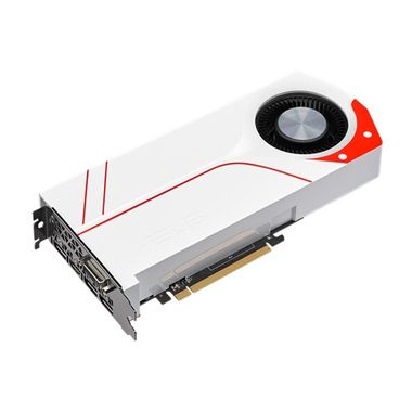 GeForce TURBO-GTX960-OC-4GD5 4GB GDDR5 3x DP, 1x HDMI, 1x DVI