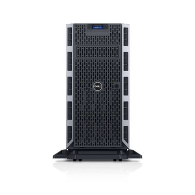 PowerEdge T330 E53 1220 8x2_5_ hot 8GB 1TB Bezel  On-Board LOM DP PERC H330 iDRAC8 Exp 3YNBD