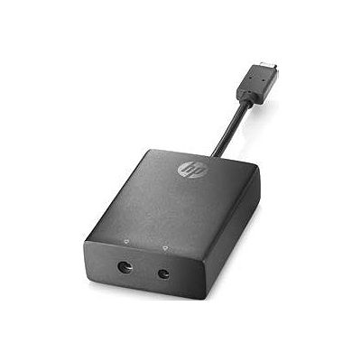 HP USB-C to USB 3 and 4.5mm Adapter Factory Sealed