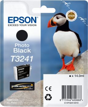 T3241 Photo Black for Epson P400
