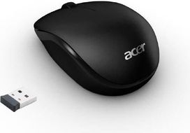wireless optical Mouse black