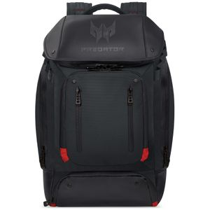 "ACER Predator Gaming Utility Backpack for gaming laptops opp til 17.3"". Svart (NP.BAG1A.220)"