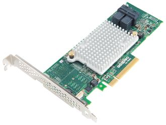 ADAPTEC HBA 1000-8I SATA/SAS LP-MD2 CONTROLLER 8-PORT 8INT           IN CTLR (2288300-R)